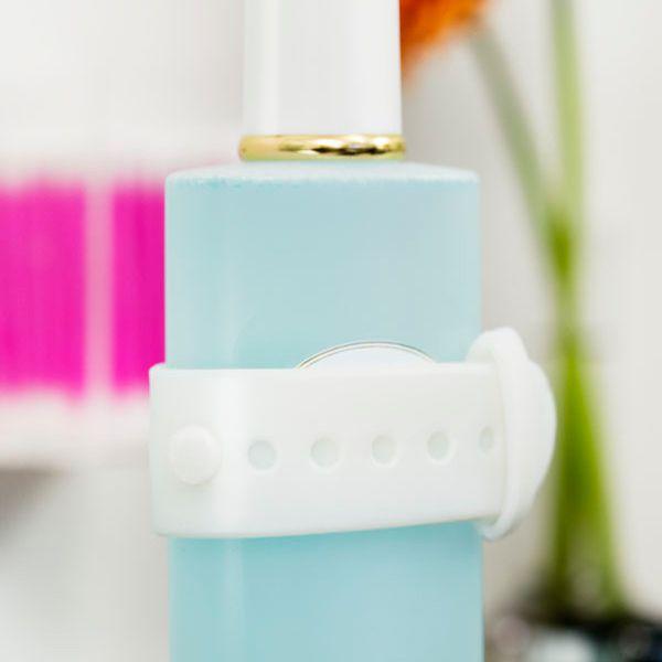 Image of   Magnetisk Shampoo Holder - 2 stk. (hvid)