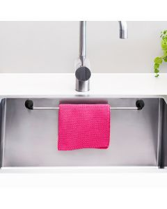Magnetic Dishcloth Holder Steel - XL