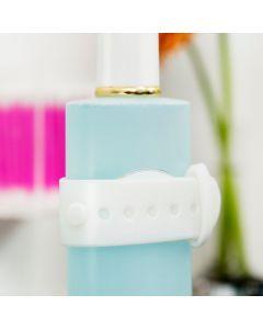 Magnetisk Shampoo Holder Wrap-Hvid