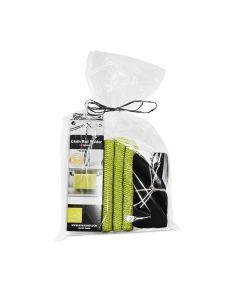 Clean & Dry (Dishcloth Holder + Kitchen Towel + Dishcloths)