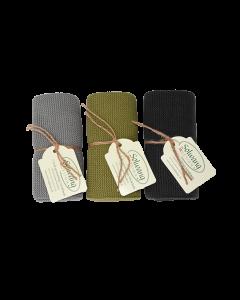 Praktiske magnetiske knager, der er perfekt til at hænge grydelapper, viskestykker og våde gummihandsker. Kan let hænges op på alle glatte overflader uden at bore huller.