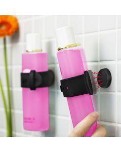 Magnetisk schampohållare att hänga på väggen i badet utan verktyg