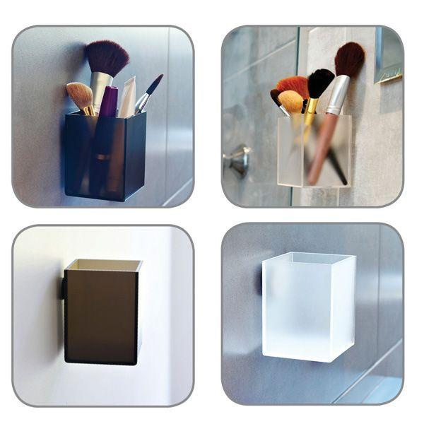 Seneste Magnetiske akryl box til væg. Uden huller EZ51